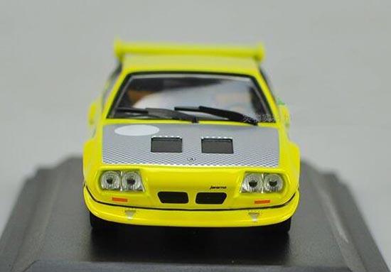 Diecast 1973 Lamborghini Jarama Rally Model 1 43 Yellow By Ixo Vb1a882